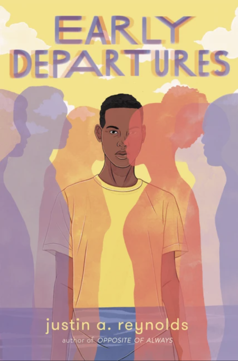 NEW RELEASE: EARLY DEPARTURES by Justin A. Reynolds