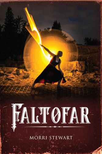 BOOK BLAST: FALTOFAR by Morri Stewart