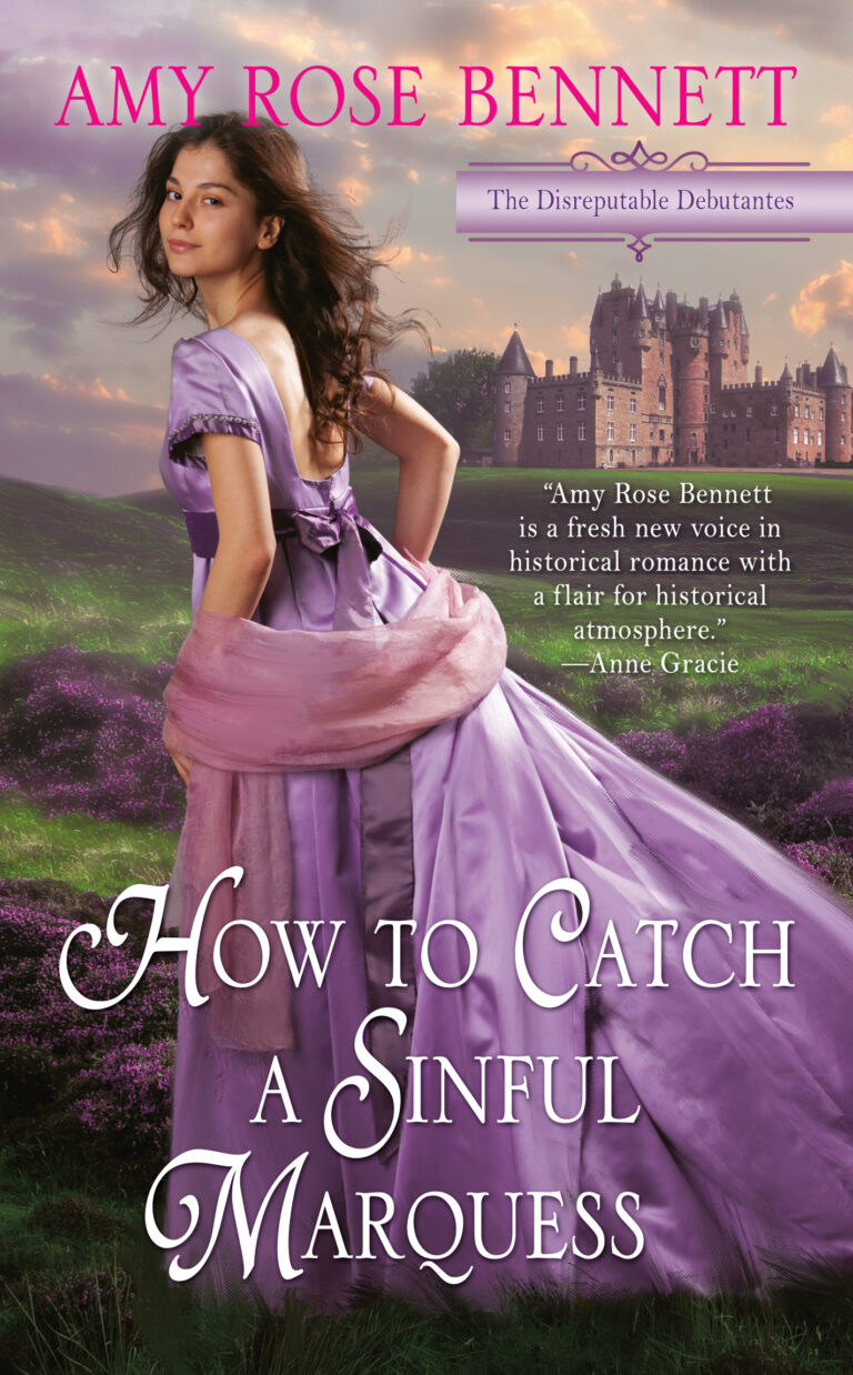 5 STAR REVIEW: HOW TO CATCH A SINFUL MARQUESS by Amy Rose Bennett