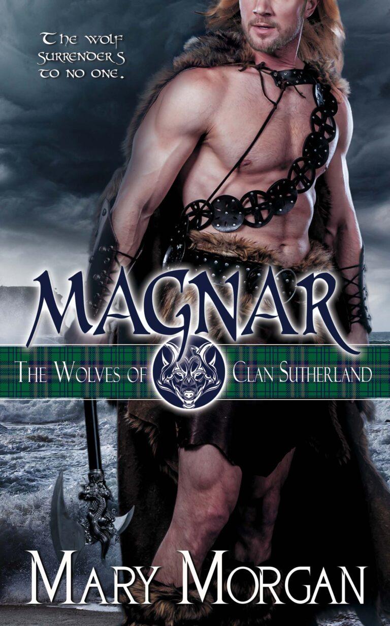 4 STAR REVIEW: MAGNAR by Mary Morgan