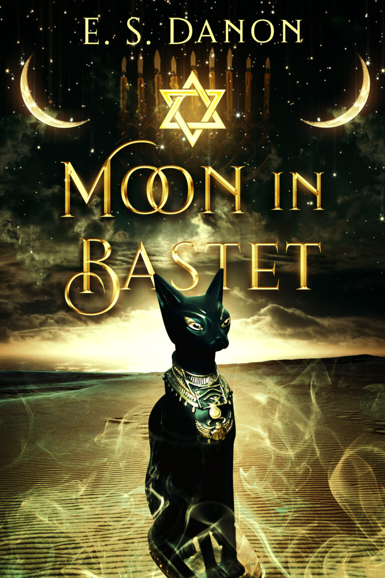 BOOK BLAST: MOON IN BASTET by E.S. Danon and Giveaway