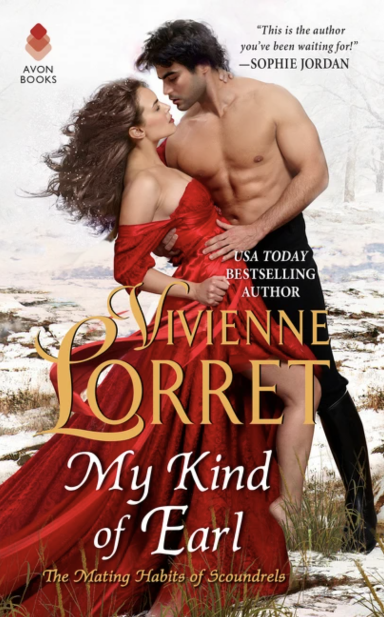 5-STAR REVIEW: MY KIND OF EARL by Vivienne Lorret