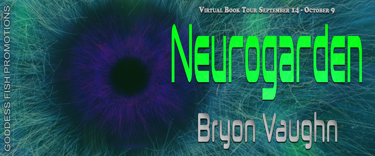 Neurogarden - Tour Banner