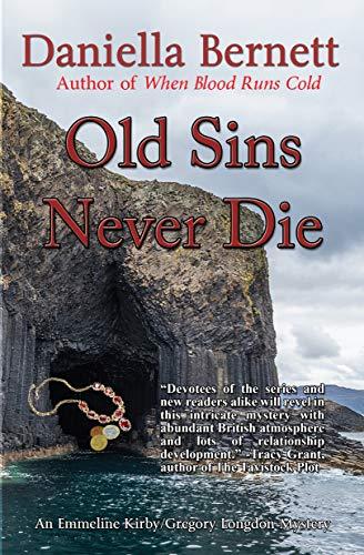 4.5-STAR REVIEW: OLD SINS NEVER DIE by Daniella Bernett