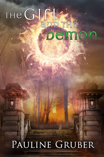 BOOK BLAST: THE GIRL AND THE DEMON by Pauline Gruber