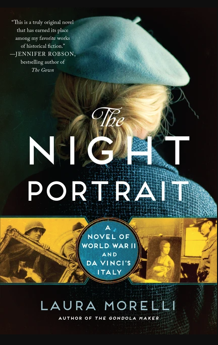 NEW RELEASE: THE NIGHT PORTRAIT: by Laura Morelli