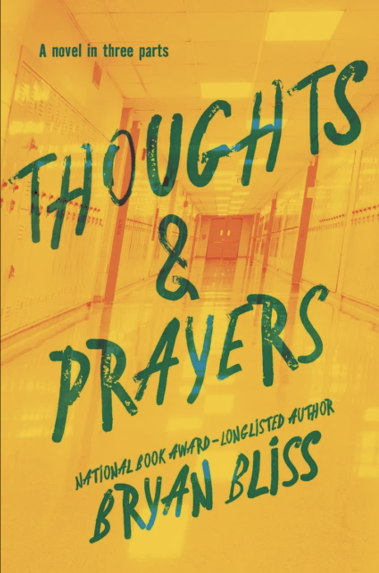 NEW RELEASE: THOUGHTS AND PRAYERS by Bryan Bliss