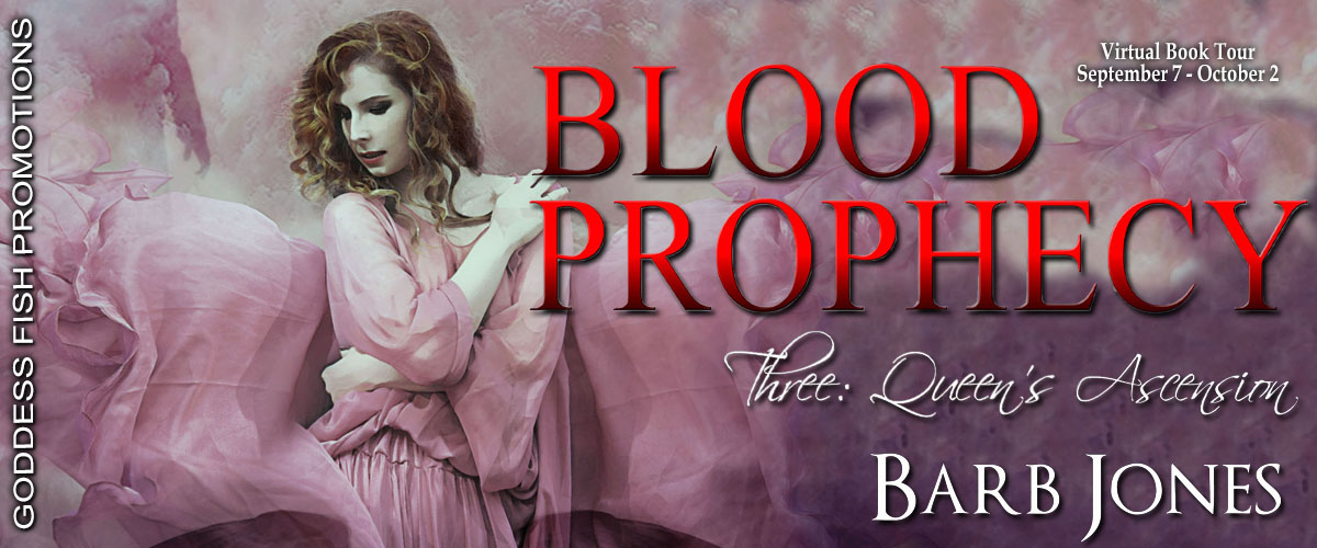 The Blood Prophecy Queen's Ascension - Tour Banner