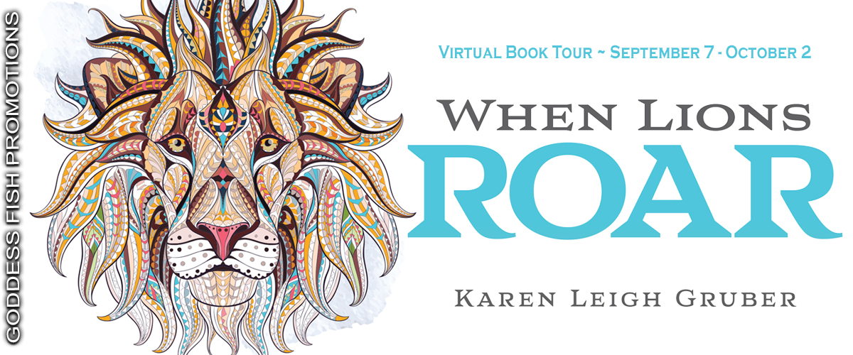 When Lions Roar Tour Banner
