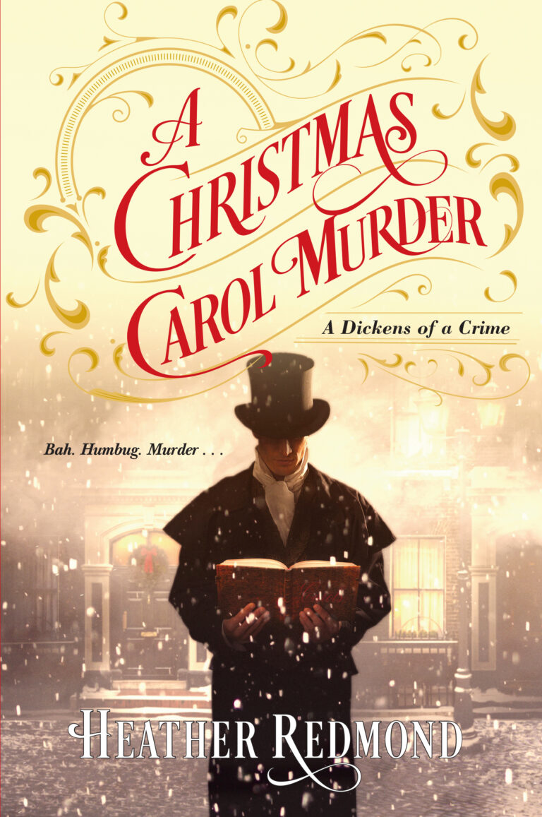 4.5 STAR REVIEW: A CHRISTMAS CAROL MURDER by Heather Redmond