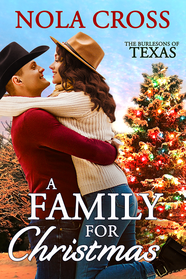4-STAR REVIEW: A FAMILY FOR CHRISTMAS by Nola Cross