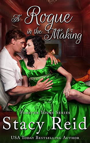 5 STAR REVIEW: A ROGUE IN THE MAKING by Stacy Reid