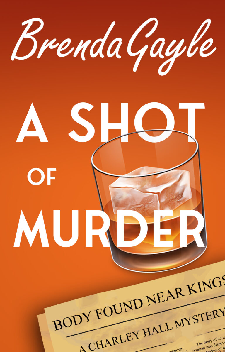 4-STAR REVIEW: A SHOT OF MURDER by Brenda Gayle