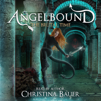 AUDIO BOOK BLAST: THE BRUTAL TIME by Christina Bauer
