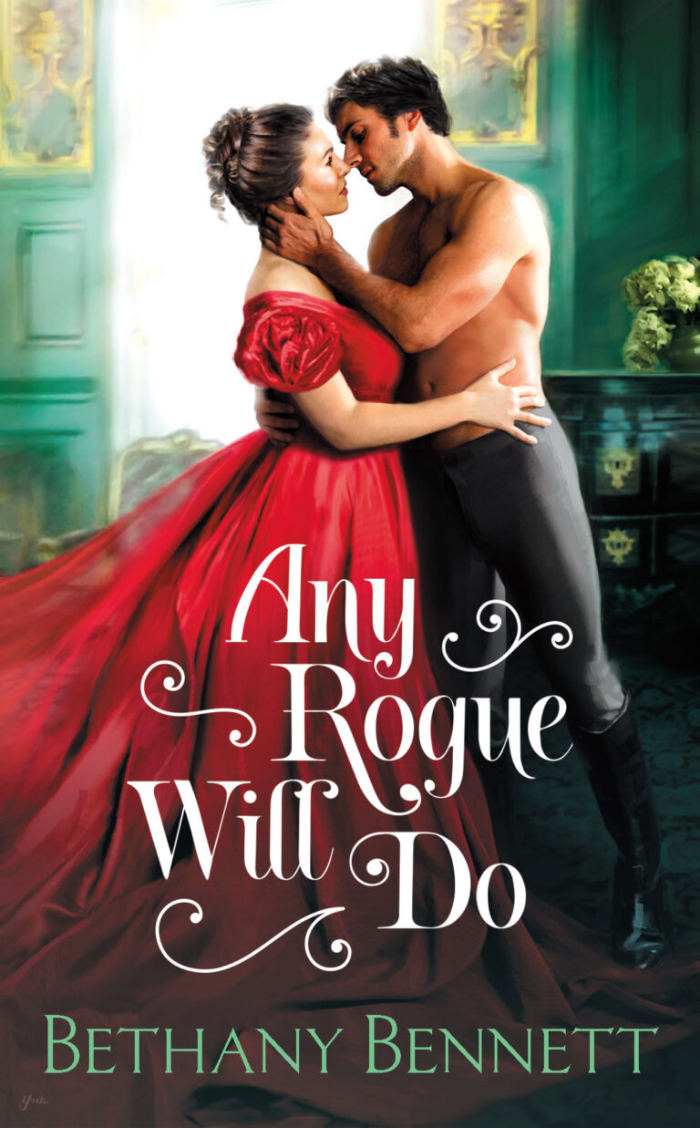 4.5-STAR REVIEW: ANY ROGUE WILL DO by Bethany Bennett