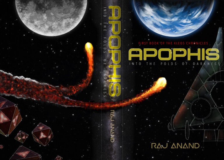 BOOK BLAST: APOPHIS: Into the Folds of Darkness by Raj Anand