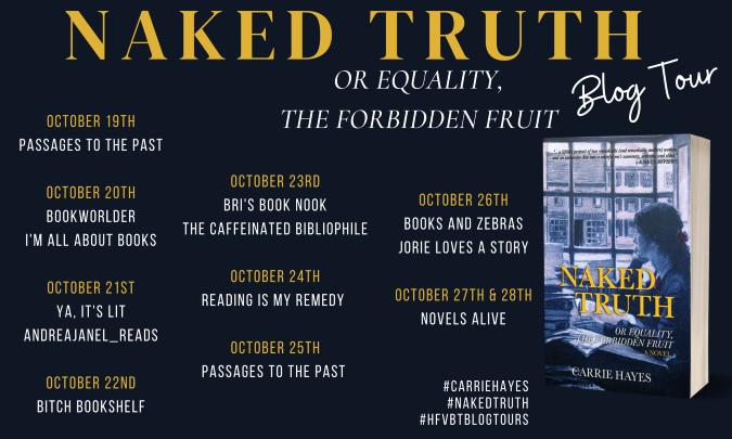 Naked Truth Blog Tour Banner