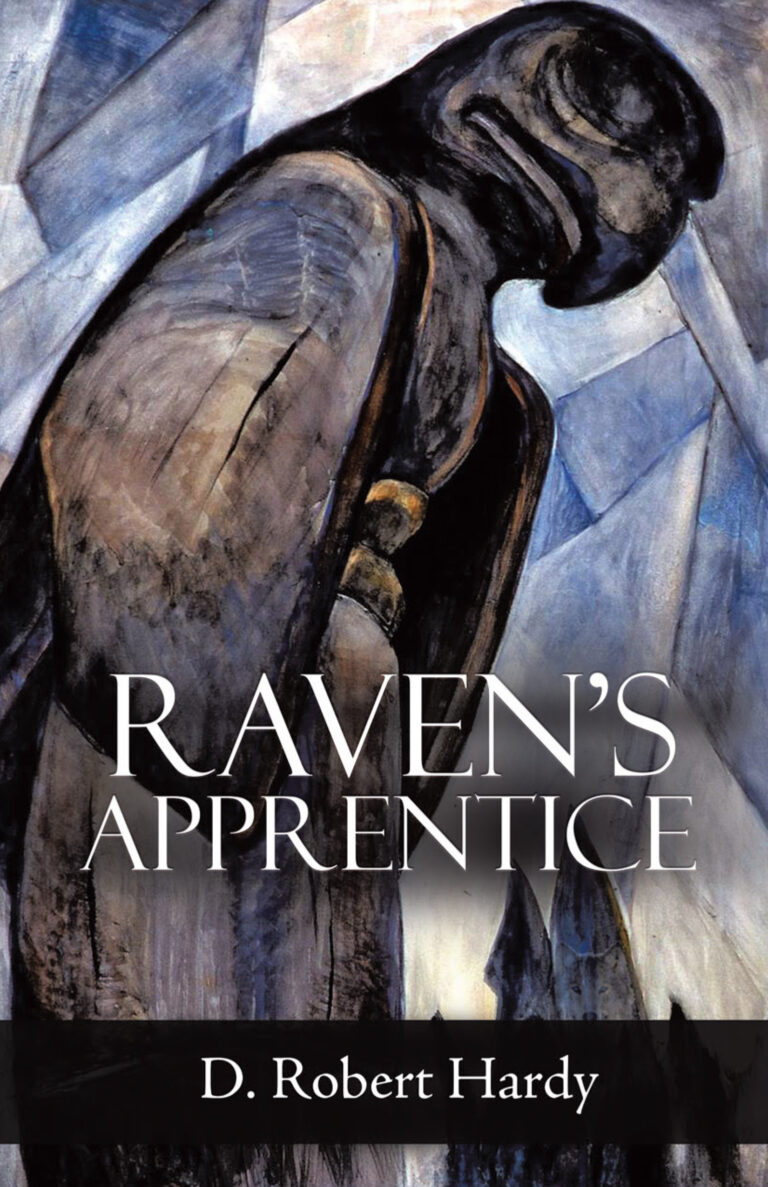 BOOK BLAST: RAVEN'S APPRENTICE by D. Robert Hardy