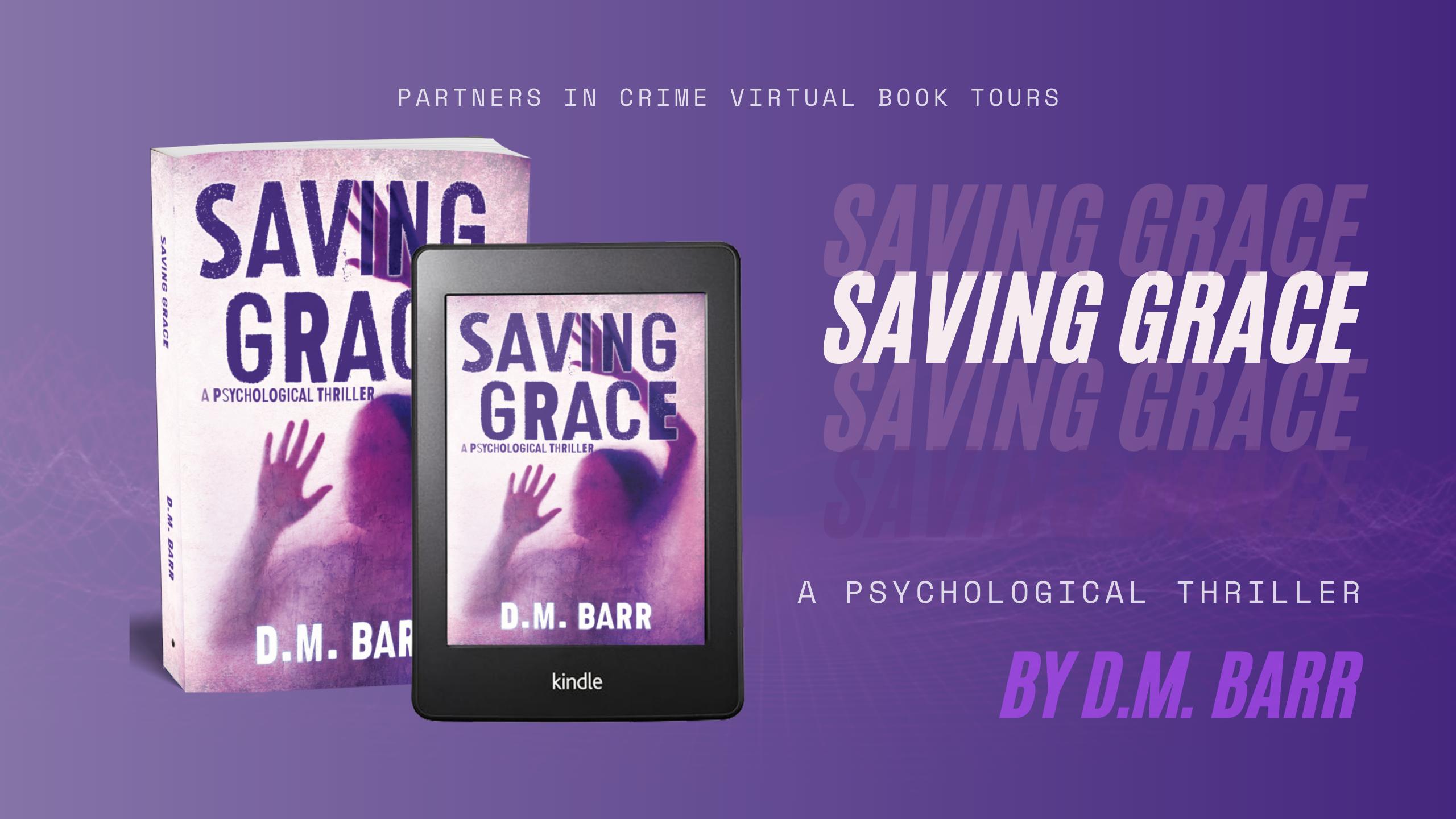 Saving Grace - Banner