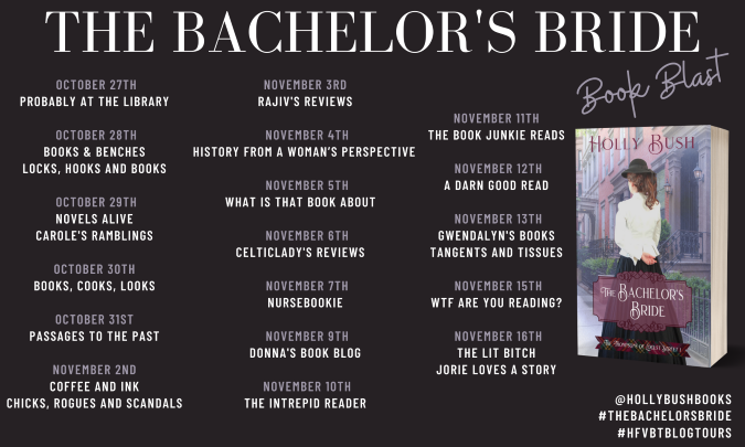 The Bachelor's Bride Banner
