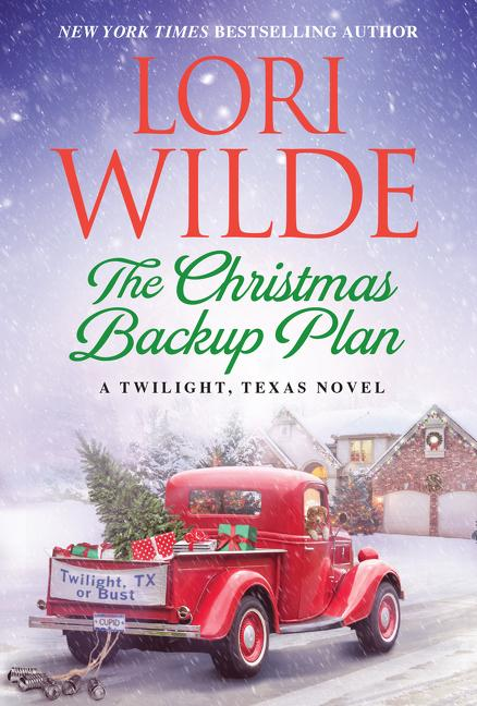 NEW RELEASE: THE CHRISTMAS BACKUP PLAN by Lori Wilde