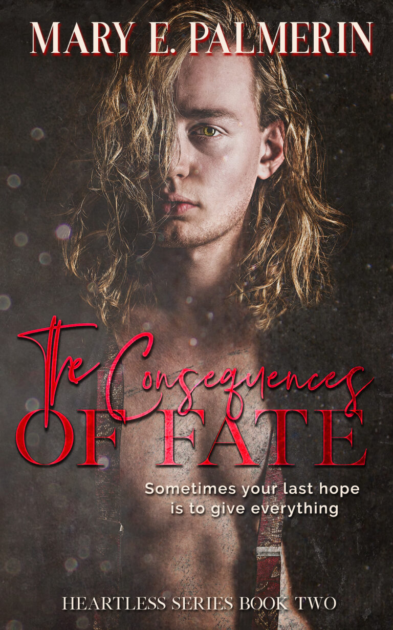 COVER REVEAL: THE CONSEQUENCES OF FATE by Mary E. Palmerin