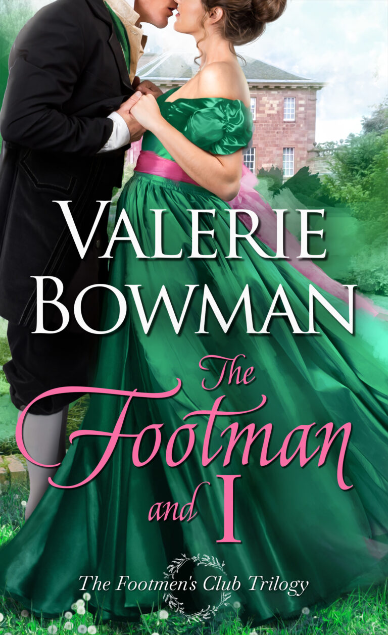 4-STAR REVIEW: THE FOOTMAN AND I by Valerie Bowman