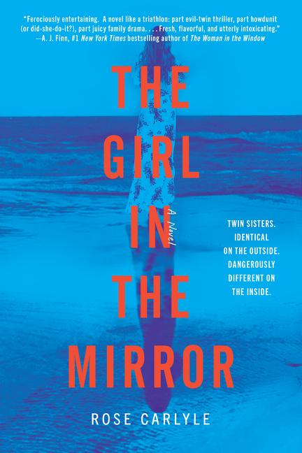NEW RELEASE: THE GIRL IN THE MIRROR by Rose Carlyle
