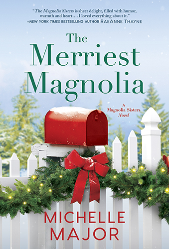 4.5-STAR REVIEW: THE MERRIEST MAGNOLIA by Michelle Major