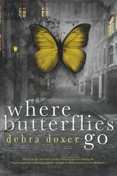 5 STAR REVIEW: WHERE BUTTERFLIES GO by Debra Doxer