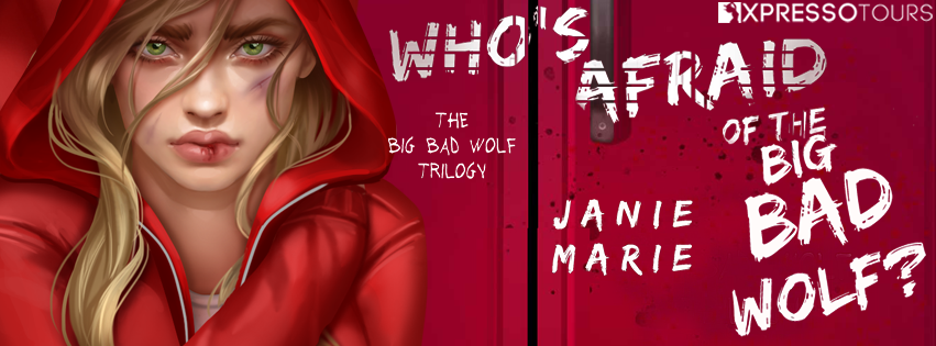 Whos Afraid of the Big Bad Wolf Reveal Banner