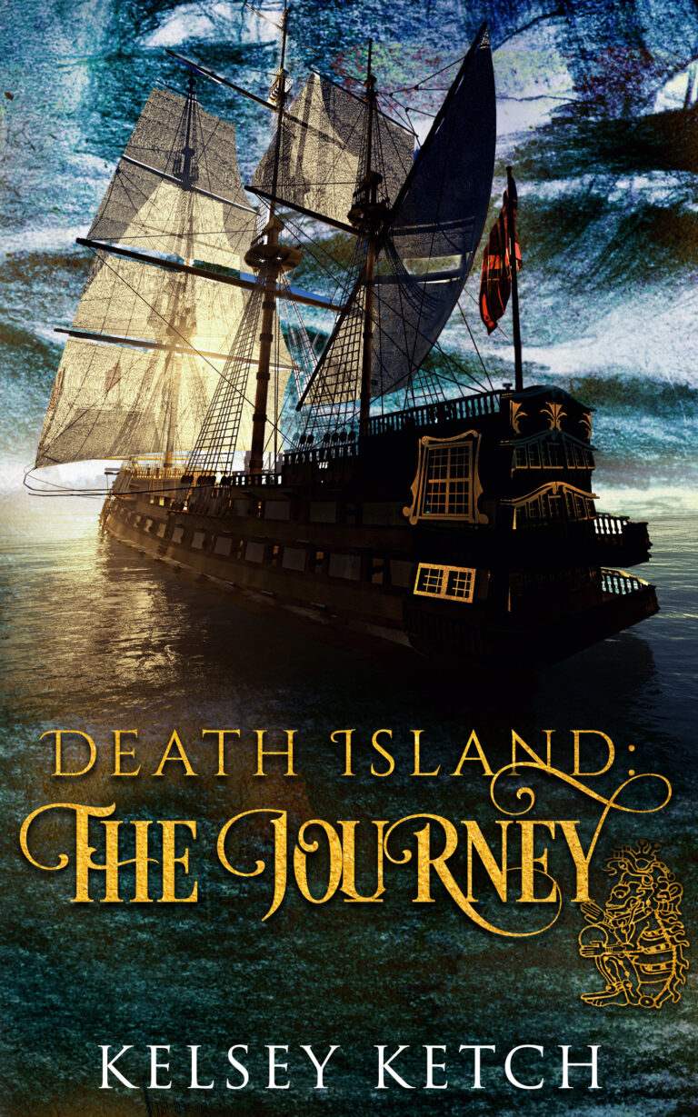 COVER REVEAL: DEATH ISLAND DUOLOGY by Kelsey Ketch