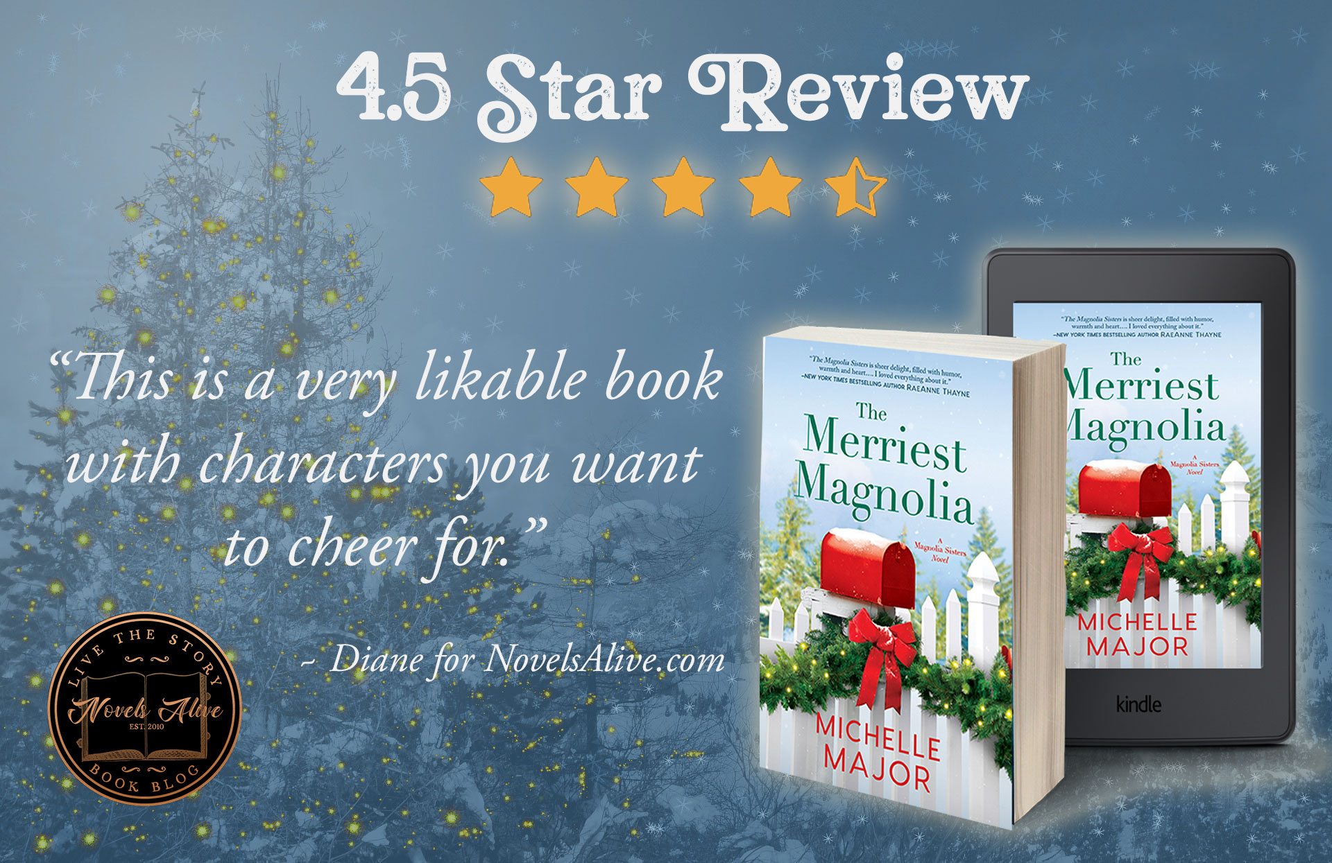 The Merriest Magnolia Review