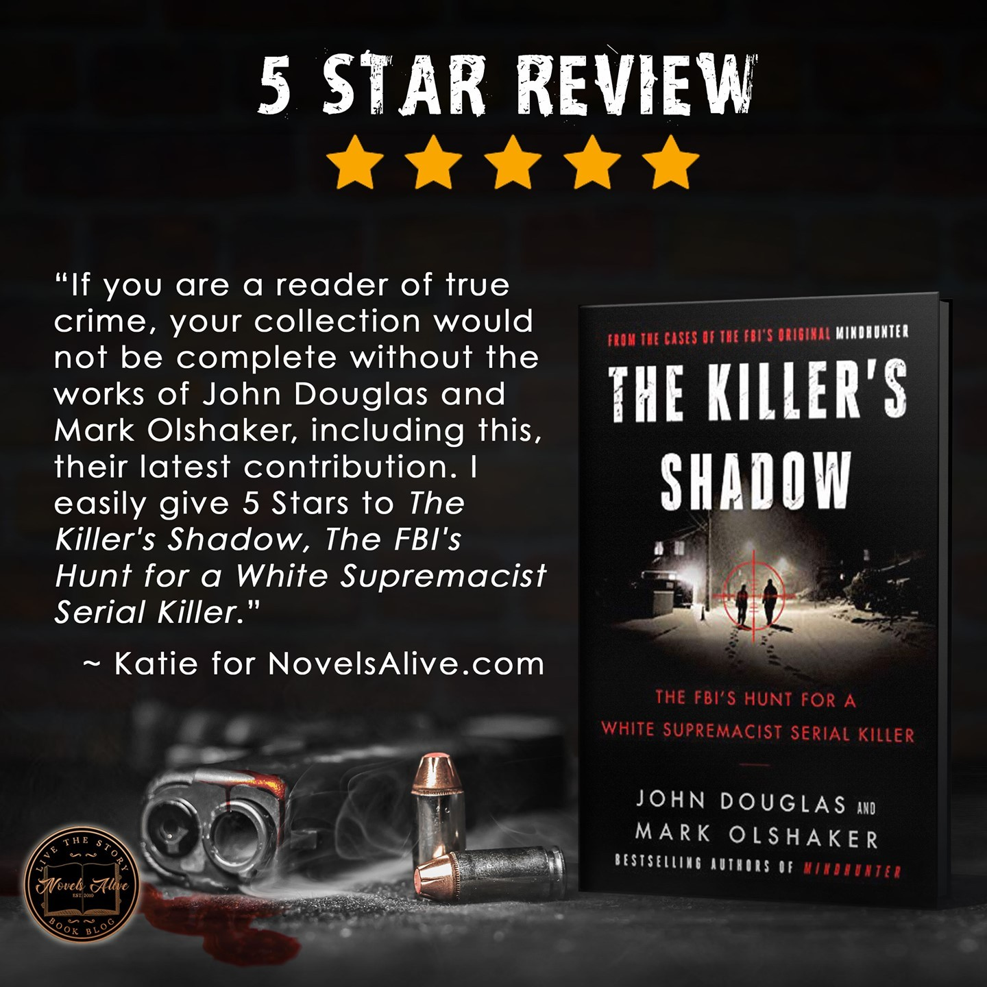 The Killer's Shadow - Review