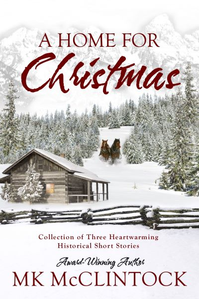 BOOK BLAST: A HOME FOR CHRISTMAS by MK McClintock