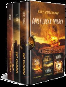 Corey Logan Trilogy