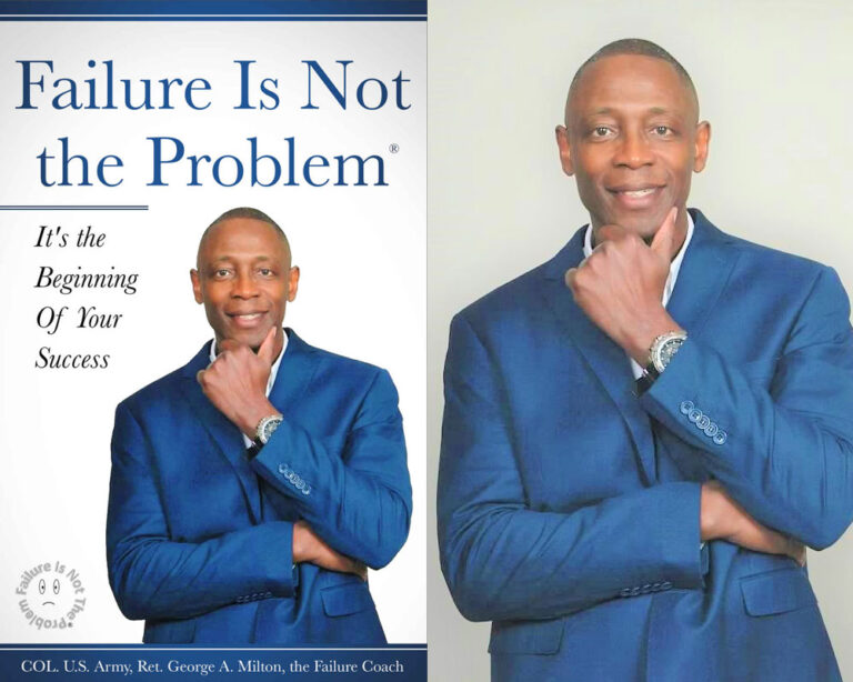 INTERVIEW: George Milton on Failure Is Not the Problem… It's the Beginning of Your Success
