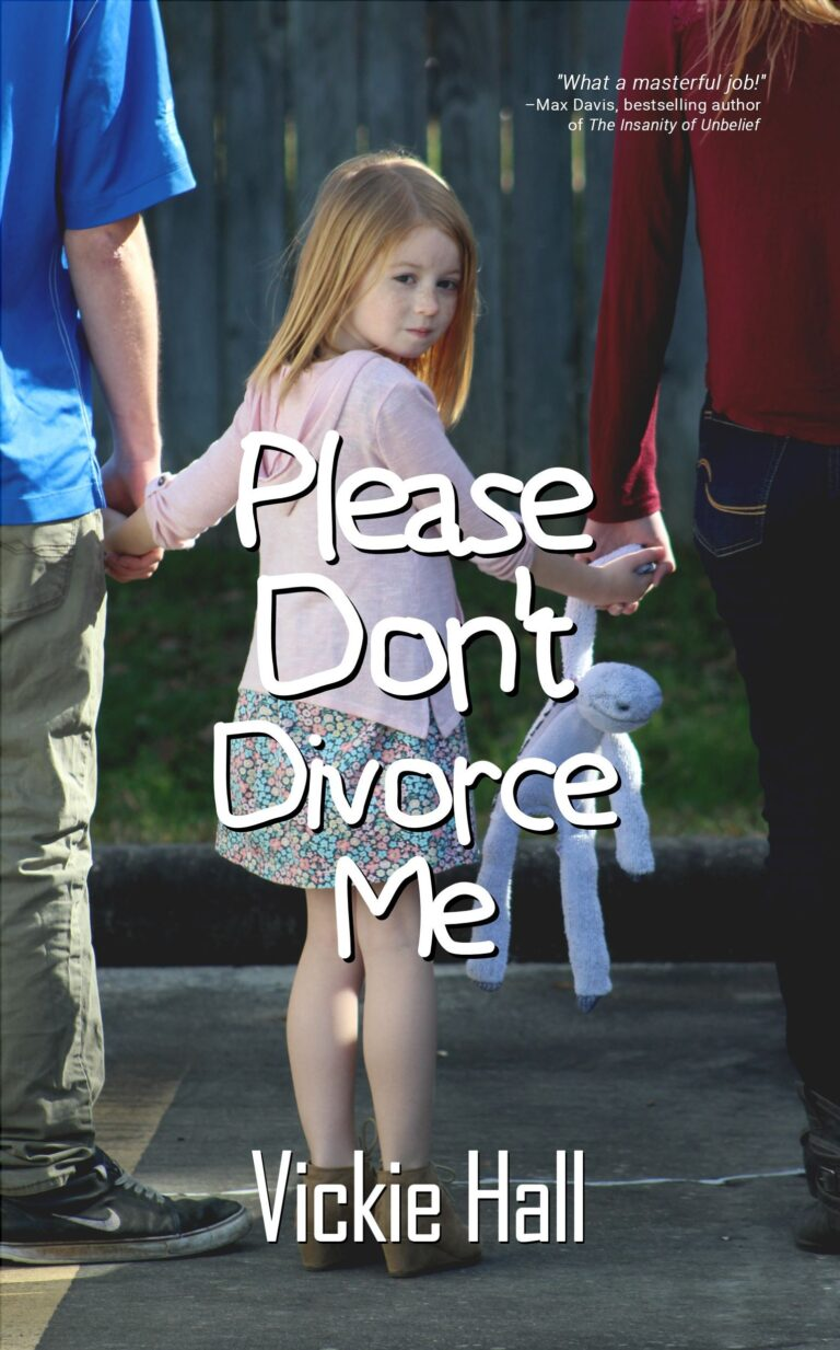 BOOK BLAST:  PLEASE DON'T DIVORCE ME by Vickie Hall