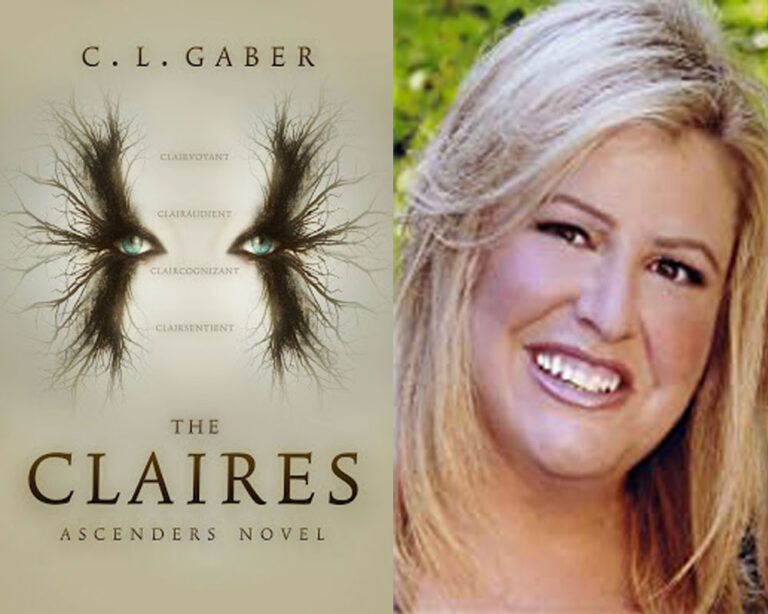 GUEST BLOG: THE CLAIRES: A Curse or a Blessing? by C.L. Gaber