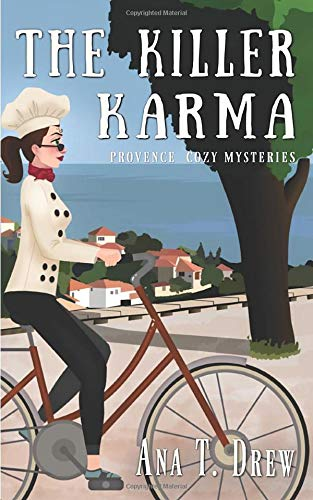 3 STAR REVIEW: THE KILLER KARMA by Ana T. Drew