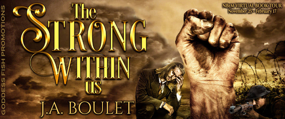 The Strong Within Us Tour Banner
