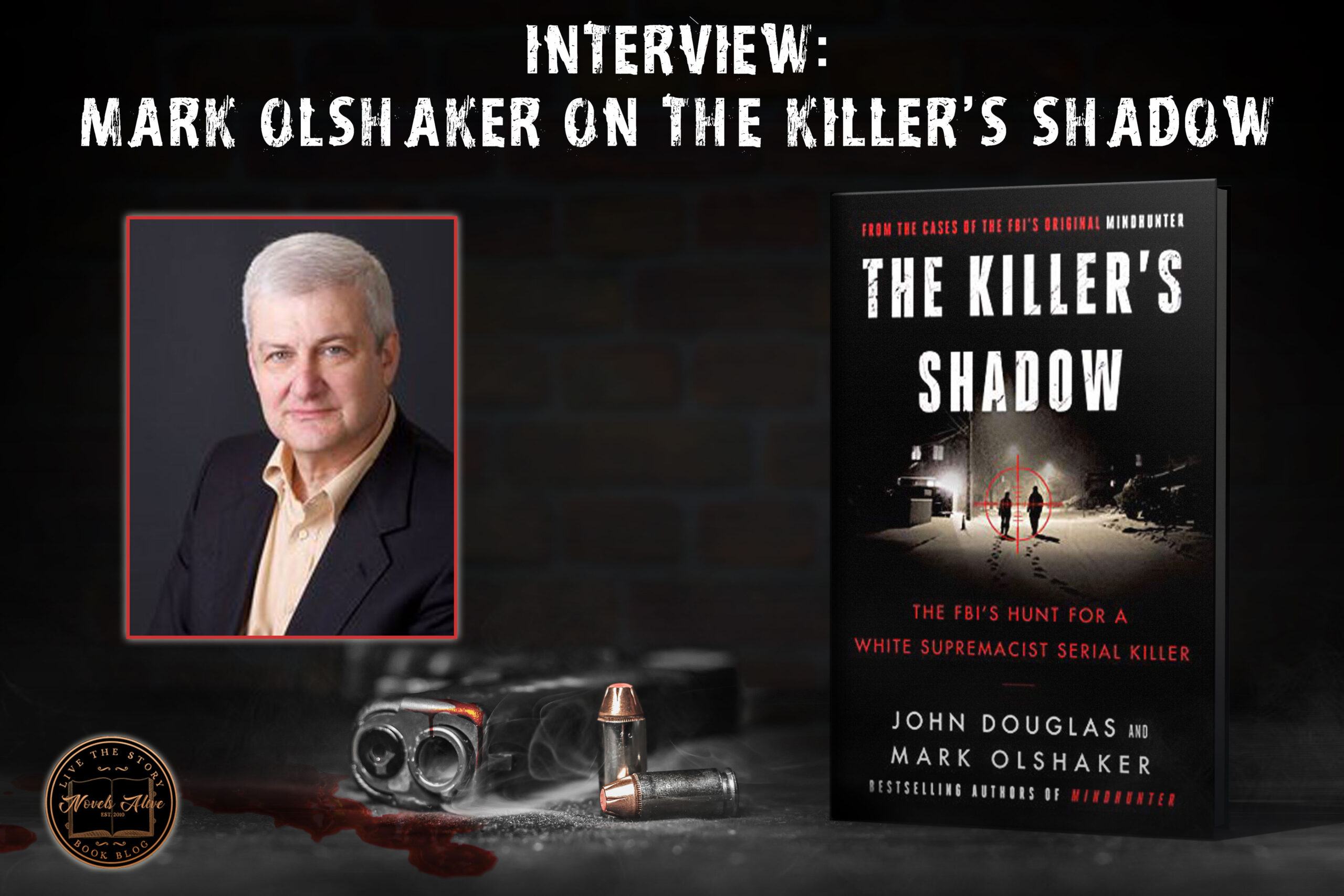 The Killer's Shadow - Interview
