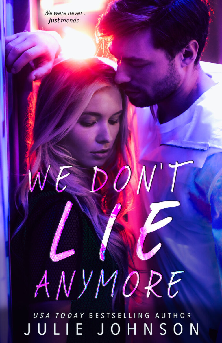 COVER REVEAL: WE DON'T LIE ANYMORE