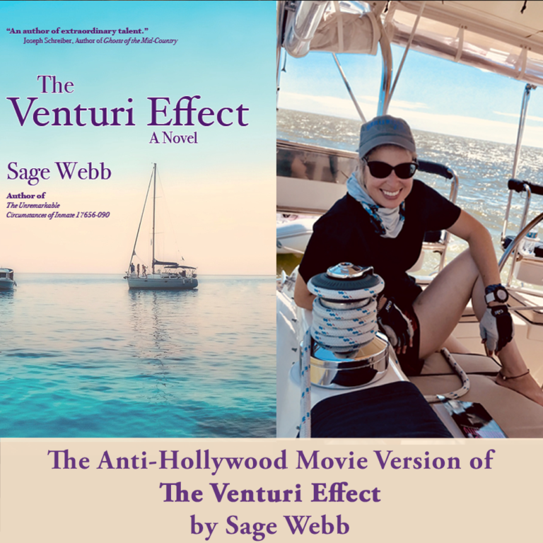 GUEST POST: The Anti-Hollywood Movie Version of THE VENTURI EFFECT by Sage Webb