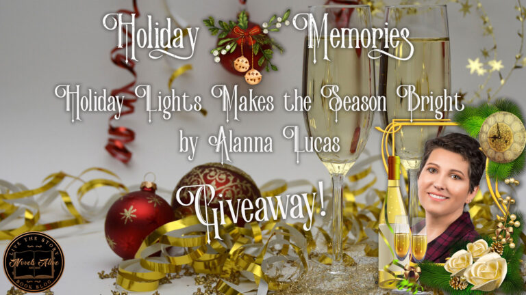 HOLIDAY MEMORIES: Holiday Lights Makes the Season Bright by Alanna Lucas