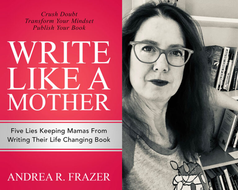 """GUEST BLOG: STOP! Whether """"Others"""" Have Written a Book on the Subject You're Writing is None of Your Business by Andrea Fraser"""