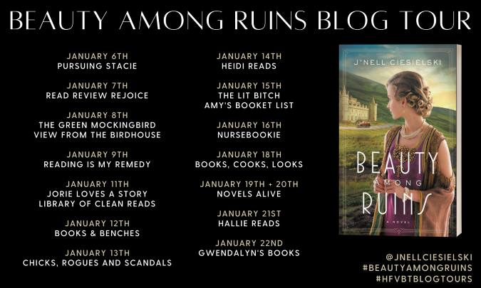 Beauty Among Ruins_Blog Tour Banner