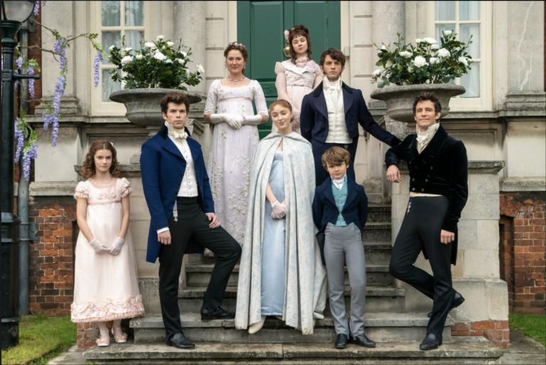 NOVELS TO FILM: Netflix's 'BRIDGERTON' A Review