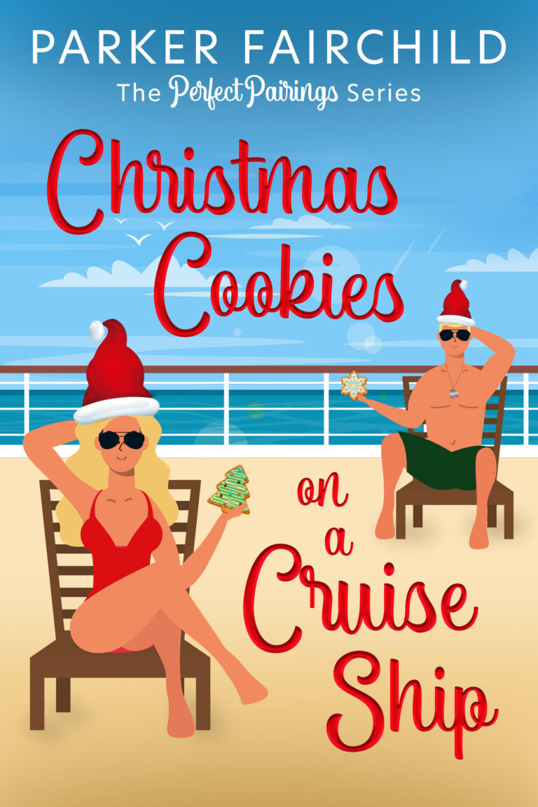 BOOK BLAST: CHRISTMAS COOKIES ON A CRUISE SHIP by Parker Fairchild