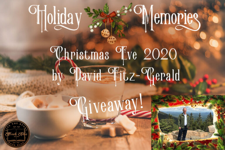 HOLIDAY MEMORIES: Christmas Eve―2020 by David Fitz-Gerald